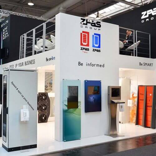Exhibition Stand Builders Poland : Designs and construction of trade fair stands targo rent